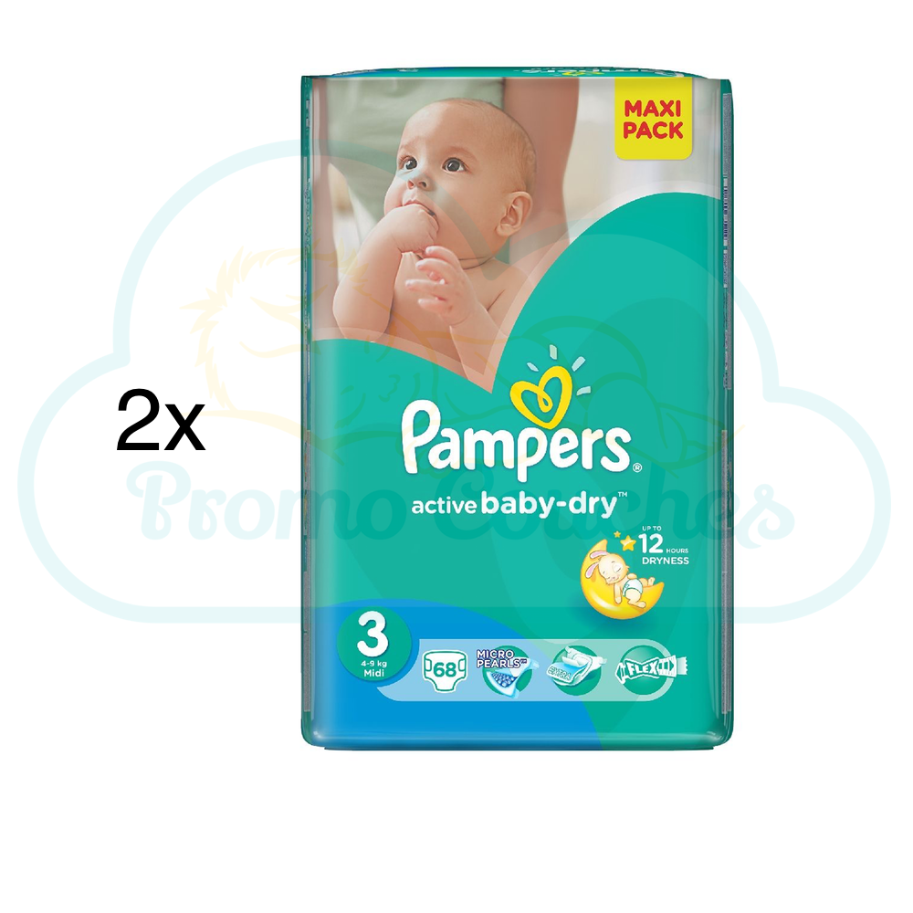 Pampers taille 3 - Couches pampers new baby taille 3 pas cher ...