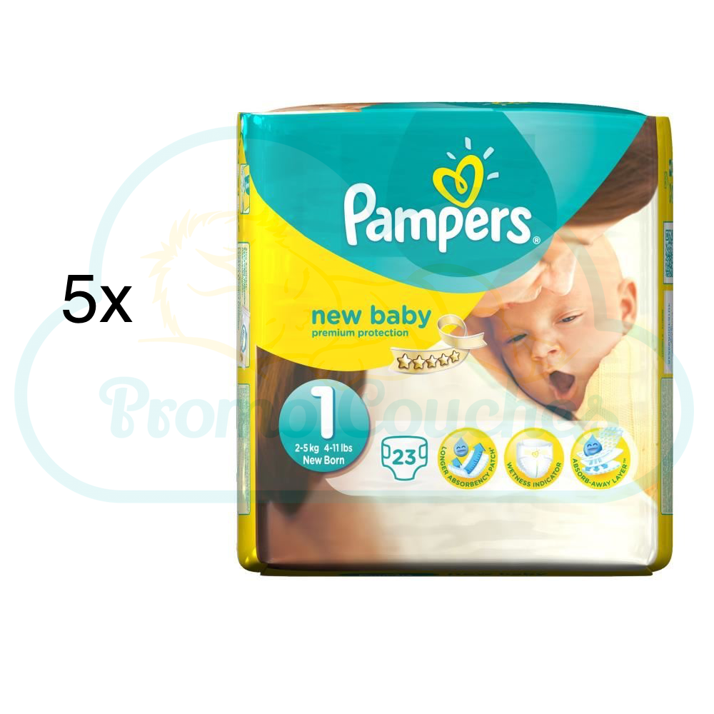 Couches moins ch res pampers new baby dry taille 2 promo couches - Reduction couches pampers a imprimer ...